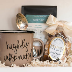 Coffee Inspired Gift Box