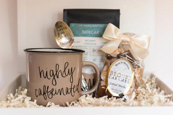 Coffee Inspired Gift Box