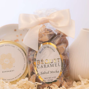 Sweet and Gold Gift Box